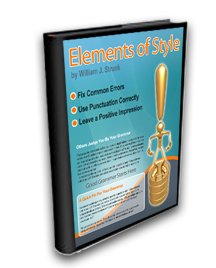 Strunk Elements of Style free eBook PDF
