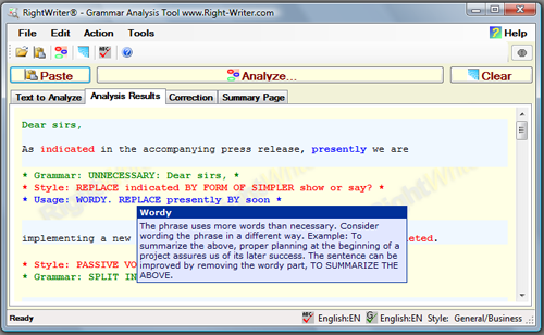 Free Spelling  Style  Grammar Checker Plugins   Software